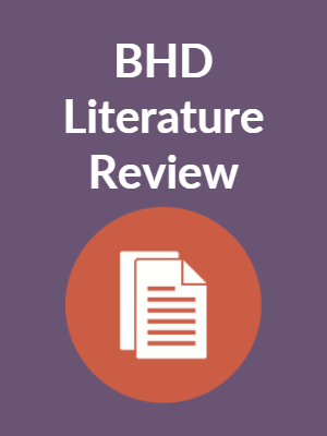 BHD Literature Review